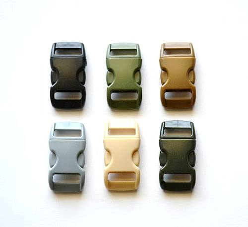 Details about  /2PCS BB Outdoor Hanging Buckle Military Tactics Cable Tie Single Bag Strap Green