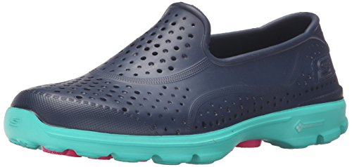 Navy H2 Go Green Skechers Performance Water Women's Shoe gwtEYESq