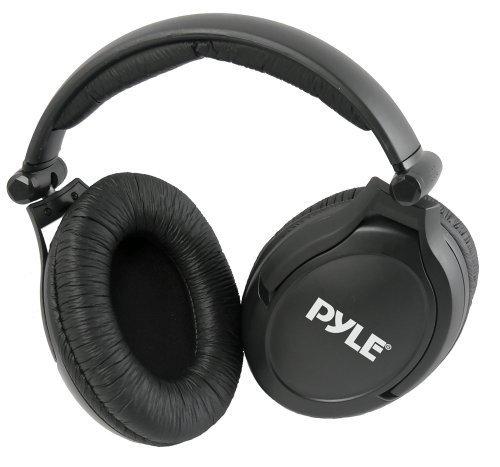 Pyle Home PHPNC45 High-Fidelity Noise-Canceling Headphones w
