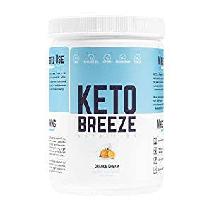 Well-Being-Matters 41SHLHYb1EL._SS300_ Keto Breeze: Exogenous Ketones | BHB Salts + Ashwaghanda + Avocado Oil | Ketogenic Weight Loss | Increase Energy & Focus…
