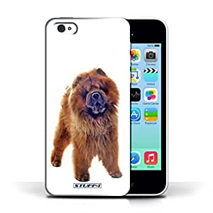 KOBALT? Protective Hard Back Phone Case / Cover for Apple iPhone 5C   Chow Chow Design   Dog Breeds Collection