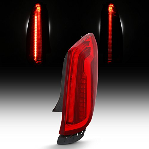 For 2013 2014 2015 2016 2017 Cadillac XTS LED Passenger Right RH Side Taillight 13 14 15 16 17 Assembly