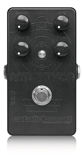 Catalinbread Antichthon Fuzz Tremolo Effects Pedal for sale  Delivered anywhere in USA