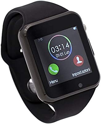 Reloj Conectado Compatible con Cubot Hafury Umax, CEKA TECH® Reloj ...