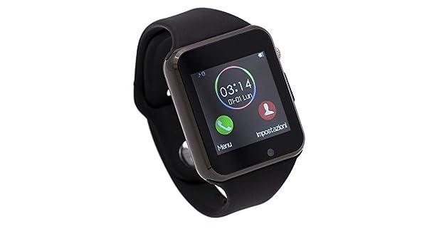 Reloj Conectado Compatible con BQ Aquaris V/VS, CEKA TECH ...
