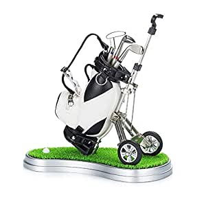 EVERAIE Mini Juego de Souvenirs de Golf de Escritorio con 3 ...