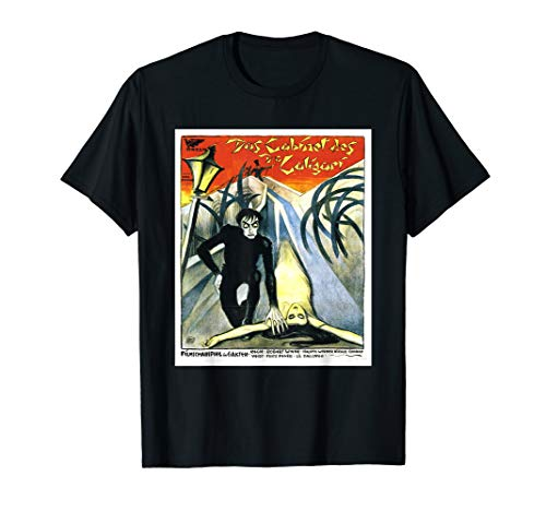 The Cabinet of Dr. Caligari poster T Shirt ()