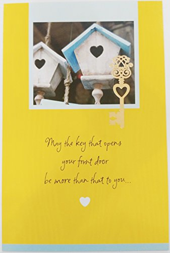 Congratulations on New Home / House Greeting Card