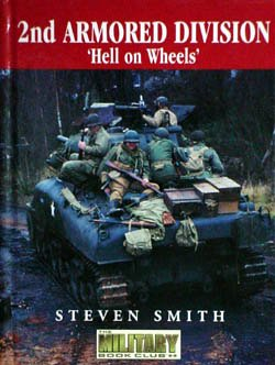 2nd Armored Division Hell on Wheels by Steven Smith (2003-05-03)