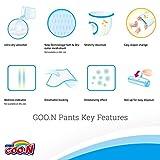GOO.N Diaper Pull On Pants XL Size (27-44 lb) for