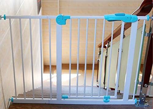 Puertas de seguridad para niños Puertas para escaleras Cerca del bebé Parque para bebés Puertas para perros de interior: Amazon.es: Bebé