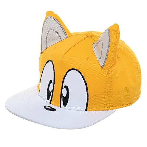 Sonic The Hedgehog Tails (Sonic The Hedgehog Tails Big Face Snapback)