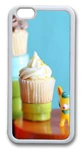 Children's Day Custom iphone 6 plus 5.5 inch Case Cover TPU White
