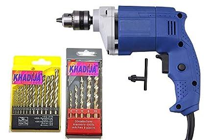 Khadija Damier 450W Electric Drill Machine, DM_009