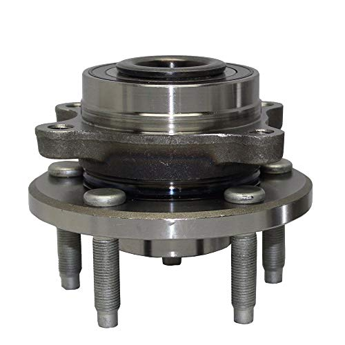 MotorbyMotor Rear Wheel Bearing Hub Assembly Replacement for 2011-2016 Ford Edge,2010-2016 Ford Taurus Left or Right Side Hub Bearing 5 Lugs ()