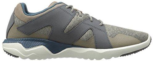Merrell Mens 1six8 Lace Fashion Sneaker In Alluminio