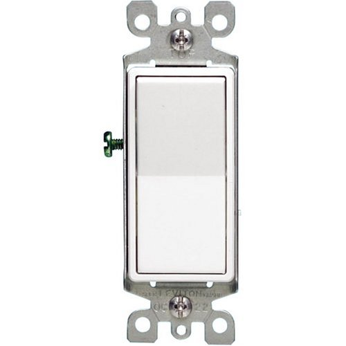 Leviton 107-5603-2WS 3-WAY Switch White