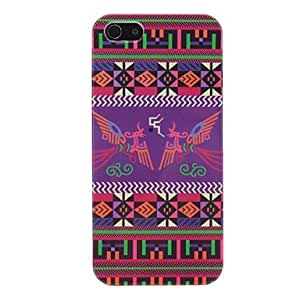AES - Holy Birds Pattern Hard Case for iPhone 5/5S