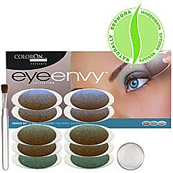 Color On Eye Envy Tropics Kit