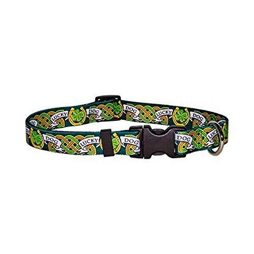 Yellow Dog Design Standard Easy-Snap Pet Collar