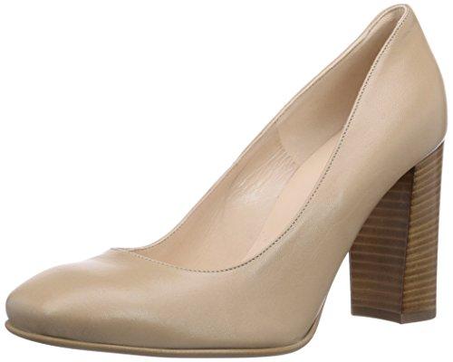 Peter Kaiser SANDY - zapatos de tacón cerrados de cuero mujer beige - Beige (SAND CHEVRO 097)