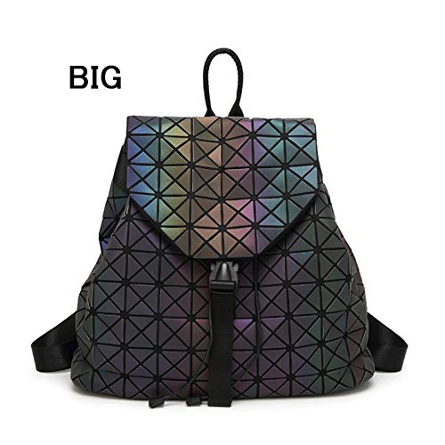 Amazon.com: Fashion Female Luminous Backpack School Bag Geometric Women Backpacks Teenage Girl Noctilucent mochilas Mujer 2018: Kitchen & Dining