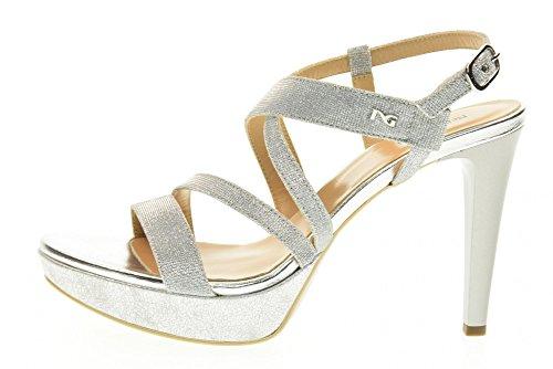P717890DE chaussures GIARDINI femme Ice 705 sandale NERO g4BqWUOUn