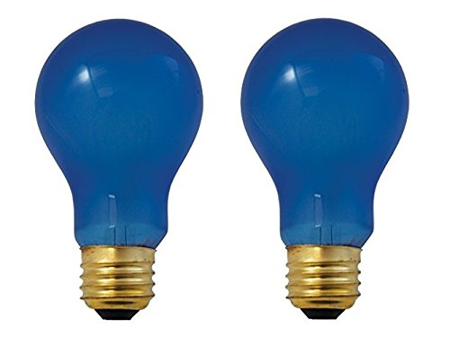 Bulbrite 60A19PG 60W Plant Grow A Shape Bulb - 2 Pack ()
