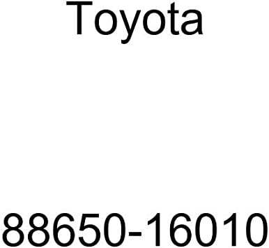 Toyota 88650-16010 Cooler Stabilizer Amplifier Assembly
