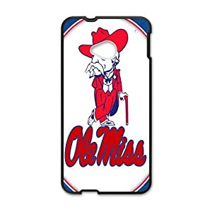 ole miss Phone Case for HTC One M7