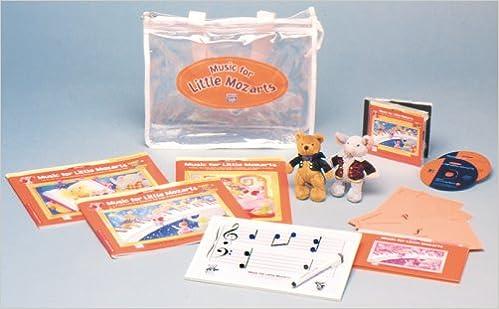 Music for Little Mozarts Deluxe Starter Kit: Barden, Christine H ...