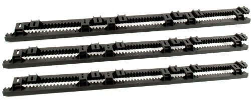 ALEKO Gear Racks for Sliding Gate Opener Operator 20 Feet