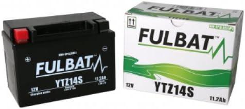 NX YTZ14S-BS 12V 11.2Ah Motorcycle battery NTZ14S-BS