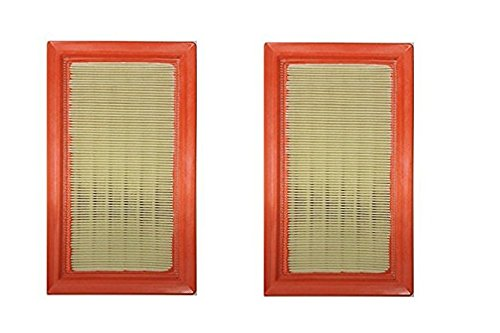 2 Pack Generac 0J8478S 14kW - 20kW 2016 HSB Generator Air Filter Element