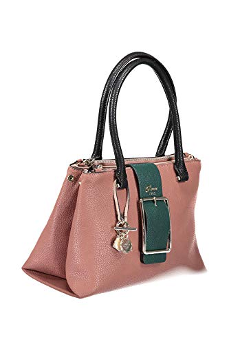 Multi Cb709509 Rosa Jeans Forest Bolso Guess Mujer TqZUR