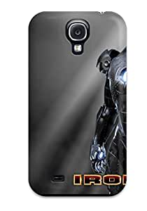 Kevin Charlie Albright's Shop Galaxy High Quality Tpu Case/ Iron Man Case Cover For Galaxy S4 6618464K97706880