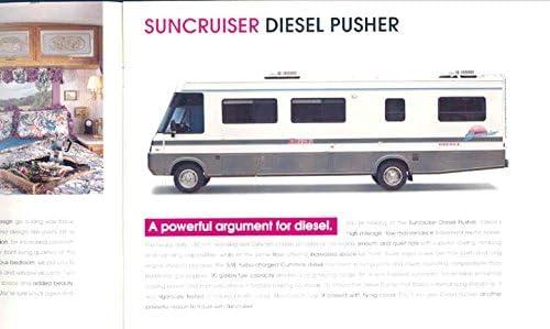Amazon com: 1993 Winnebago Itasca Suncruiser Motorhome RV