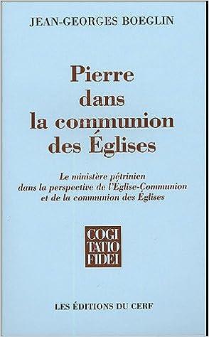 Book Pierre dans la communion des Eglises (French Edition)