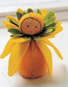 Artisanat Mis Enfant Petite Fleur Jonquille Amazon Fr Jeux Et Jouets