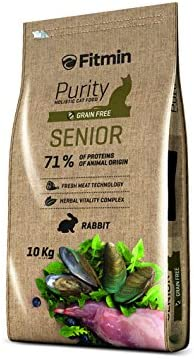 Fitmin Alimentación Cats Purity Senior. Alimento Completo ...
