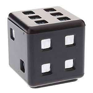 GDW Universal Cube Estilo cigarrillos cenicero del cigarro para los coches
