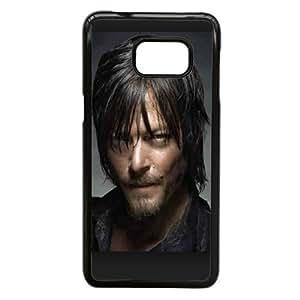 Samsung Galaxy S6 Edge Plus Case, Daryl Dixon Cell phone case Black for Samsung Galaxy S6 Edge Plus - SDFG8754501
