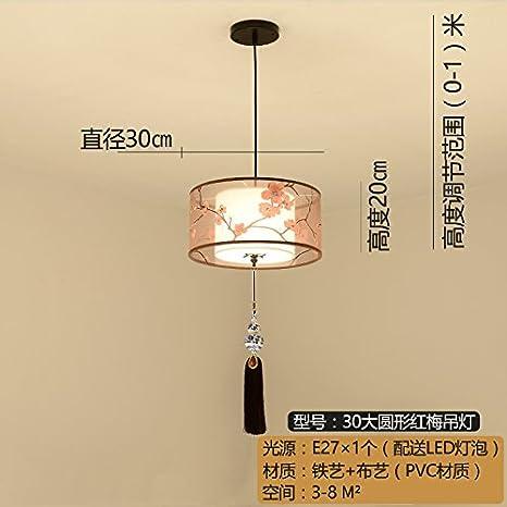 Luckyfree Creative moda moderna Iluminación lámpara de techo ...