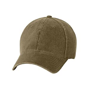 Flexfit Low-profile Soft-structured Garment Washed Cap (Assorted Colors)