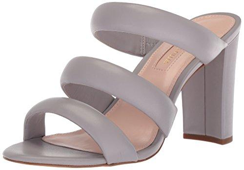 Mara Filles Avec Sandal Les Heeled Lilac Nappa Dusty Womens UTxUwStZ