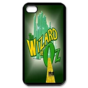 Wizard of Oz Phone Case And One Free Tempered-Glass Screen Protector For iPhone 4,4S T167868