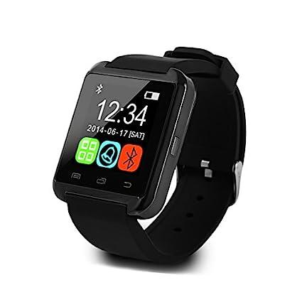 Amazon.com: Buyviko U8 Bluetooth Smart Watch android for ...