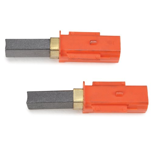 METRO Air Force Carbon Brush, 2-Pack, Orange