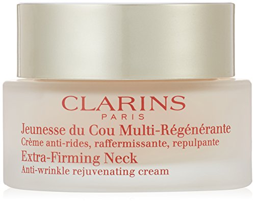 Clarins Extra-Firming Neck Anti-Wrinkle Rejuvenating Cream, 1.6 (Advanced Extra Firming Neck Cream)