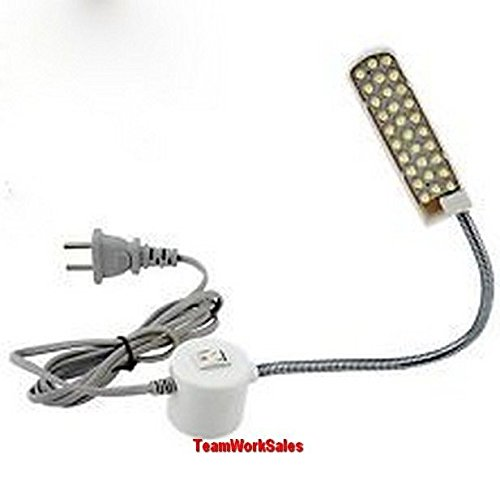 Led Task Light Magnetic Base in US - 3